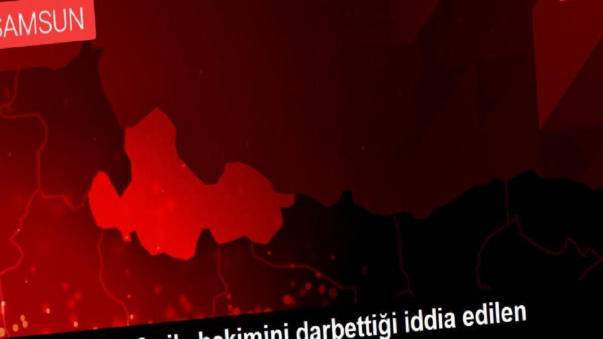Son dakika haber! Samsun'da 2 aile hekimini darbettiği iddia edilen şüpheli yakalandı