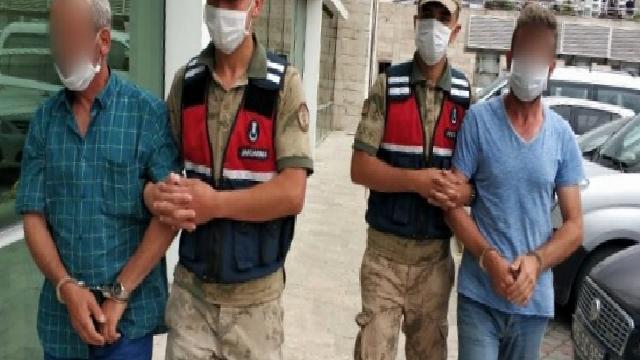 Son dakika haberi: Arazide mahkemeye keşif yaptırmayan 2 kişi gözaltına alındı