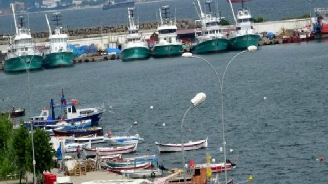 Son dakika haberi | Samsun'da balıkçılar sezon hazırlıklarına başladı