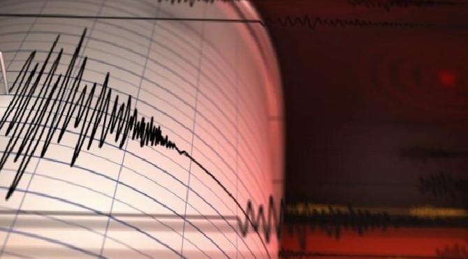 Son dakika… Kahramanmaraş'ta 3.9 büyüklüğünde deprem! (Son depremler)