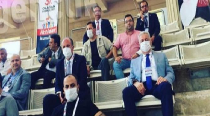 Son dakika… Muharrem İnce CHP Kongresi'ne katıldı mı? Yanıt az önce geldi
