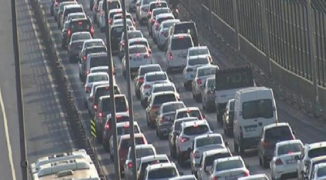 Son dakika! İstanbul güne trafikle başladı… İşte son durum