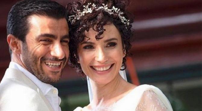 Songül Öden sevgilisi Arman Bıçakçı ile evlendi