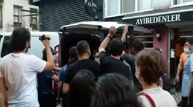 İstanbul Sözleşmesi eylemi sonrası gözaltı!