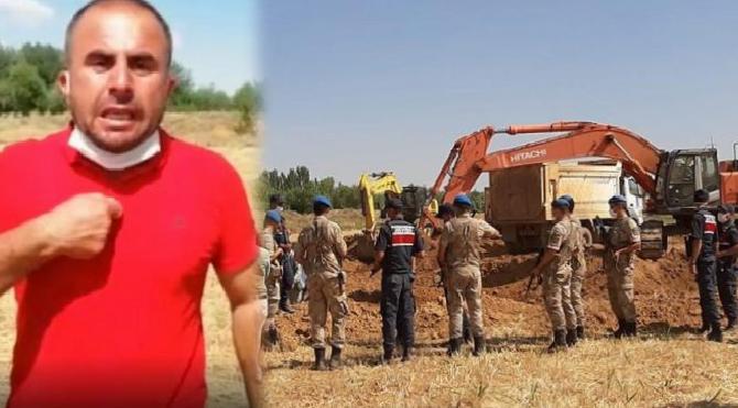 Türkiye'nin konuştuğu o köye iş makineleri girdi, vatandaş gözyaşlarını tutamadı