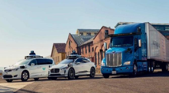 Waymo ve Fiat Chrysler ortaklıklarını genişletiyor