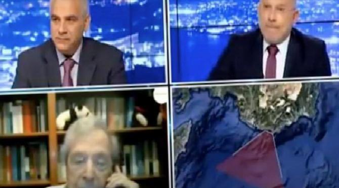 Yunan profesör, 'Meis Türkiye'ye daha yakın' deyince ihraç edildi