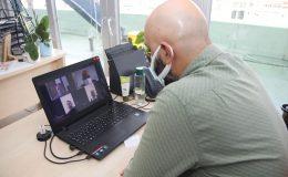 Atakum Belediyesi'nden apartman görevlilerine online hijyen eğitimi