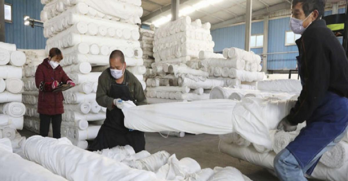 ABD'den Çinli şirketin pamuk ürünlerine ithalat yasağı Ekonomi Haber