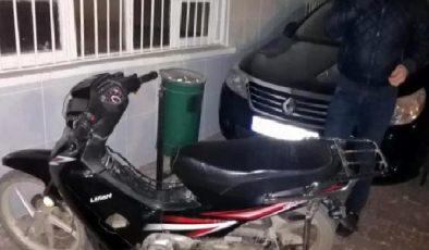 Alaçam ve Yakakent'ten çaldılar, Bafra'da yakalandılar