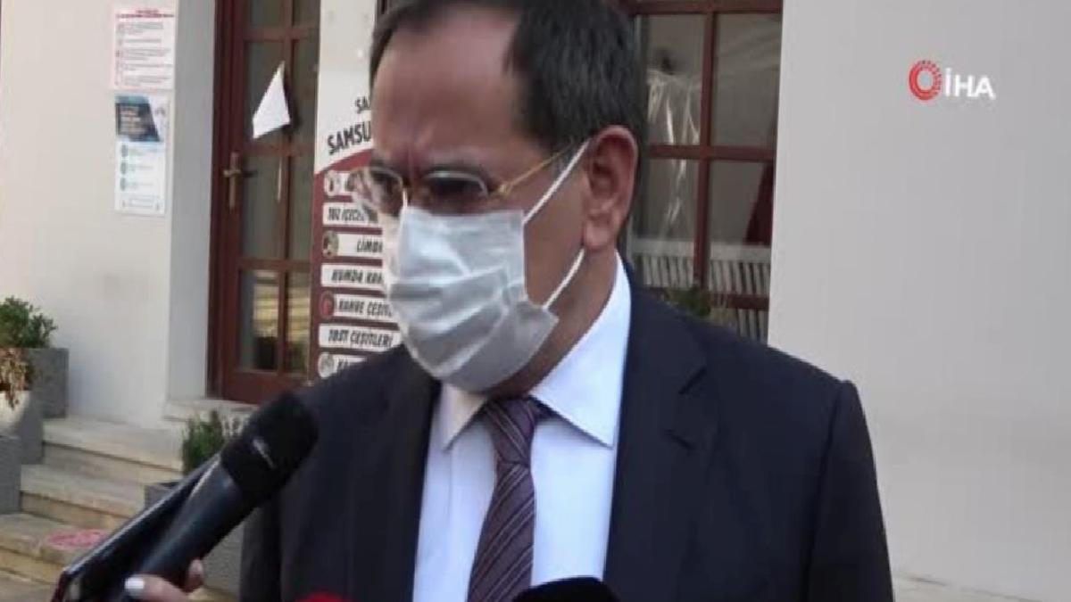 """Başkan Demir: """"Önümüzdeki Mart ayına kadar yağmasa bile rezervlerimiz bize yetiyor"""""""