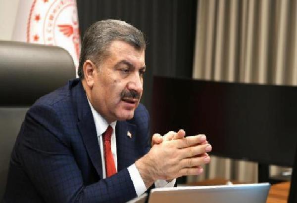 Bakan Koca: Adana, Hatay, Mersin ve Samsun yüksek risk altında
