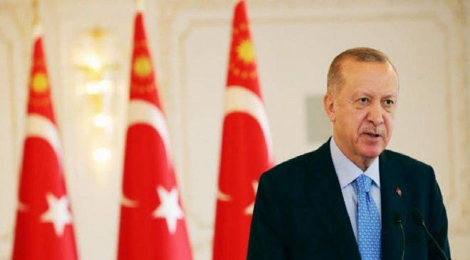 Erdoğan: İçine hapsedilmeye çalışıldığımız faiz, kur, enflasyon şer üçgenini kırmakta kararlıyız Ekonomi Haber