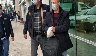 FETÖ'nün mahrem evinde yakalanan doktor tutuklandı