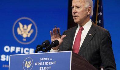 Joe Biden'ın ABD başkanlığı resmi olarak onaylandı Ekonomi Haber