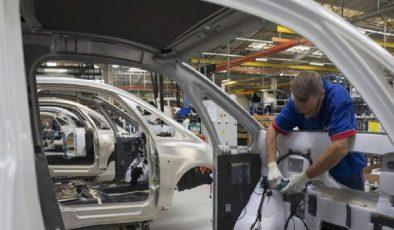 Otomotiv sanayisinin üretimi Kasım ayında yüzde 5,4 arttı Ekonomi Haber