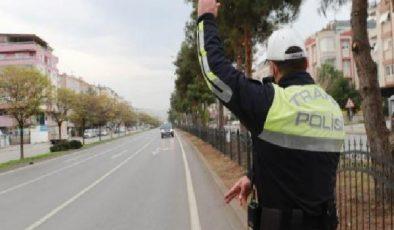 Samsun'da kısıtlamayı ihlal eden 149 kişiye 404 bin lira ceza