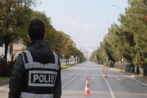 Samsun'da kısıtlamayı ihlal eden 189 kişiye 553 bin lira ceza