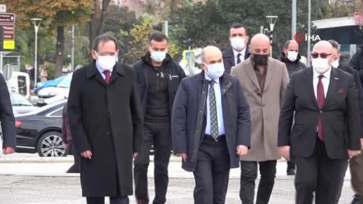 """– Samsun'dan Karabağ'a bir tır tıbbı yardım- Vali Dağlı: """"Kurtuluşun başladığı şehirden, kurtulmuş olan Karabağ'a"""""""