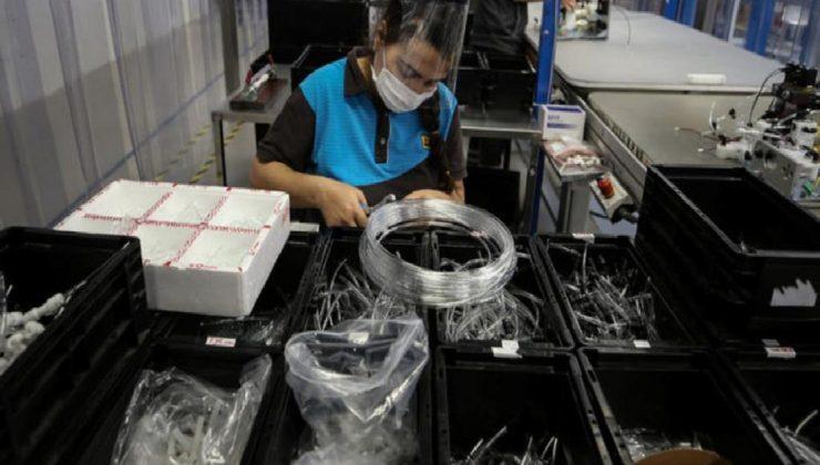 Sanayi üretimi Ekim'de beklentiyi aştı Ekonomi Haber
