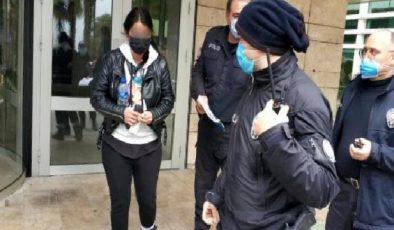 Son dakika haber   Genç kadın uyuşturucudan 15 yıl ceza alıp tutuklandı