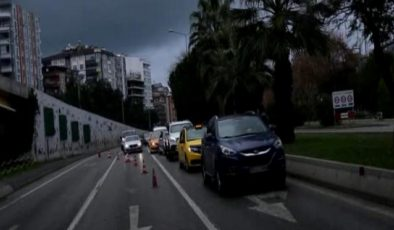 Son dakika haberi… Cadde ve sokaklar boş kaldı