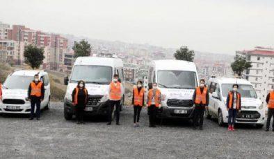 Son dakika haberleri: Atakum Belediyesi'nden kısıtlamada ulaşım desteği