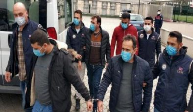 Son dakika haberleri: DEAŞ'tan gözaltına alınan yabancı uyruklu 4 kişiye ek gözaltı
