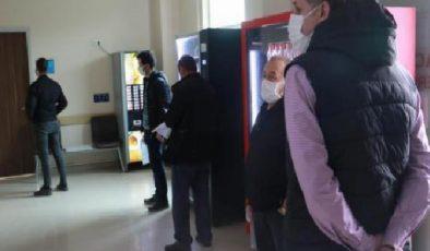 Vaka sayısı artan Samsun'da hastanelerde test kuyruğu