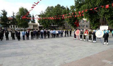 Atatürk'ün Tokat'a Teşriflerinin 102. Yıldönümü Kutlandı