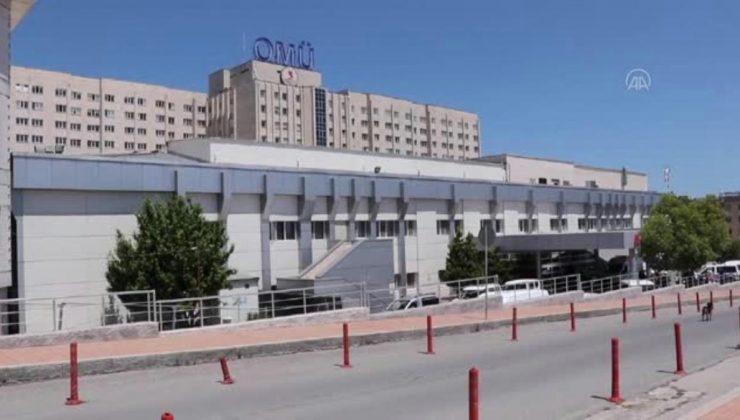 Tedavi gördüğü hastanenin sekizinci katından düşen araştırma görevlisi yaşamını yitirdi