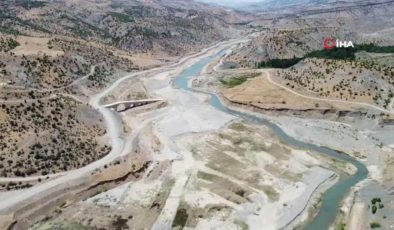1500 yıllık tarihi Altın köprüsü sular altında kalacak