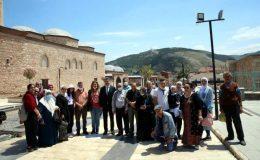 """Tokat'ta """"900 adımda 900 yıllık tarihi"""" barındıran Sulusokak turistlerin gözde mekanı oldu"""