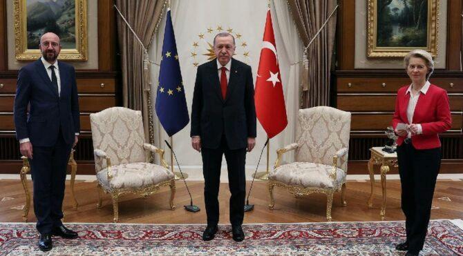Ursula von der Leyen: Kıbrıs'ta iki devletli çözümü asla kabul etmeyeceğiz