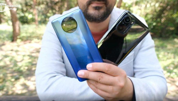 Xiaomi POCO F3 ve POCO X3 Pro incelemesi